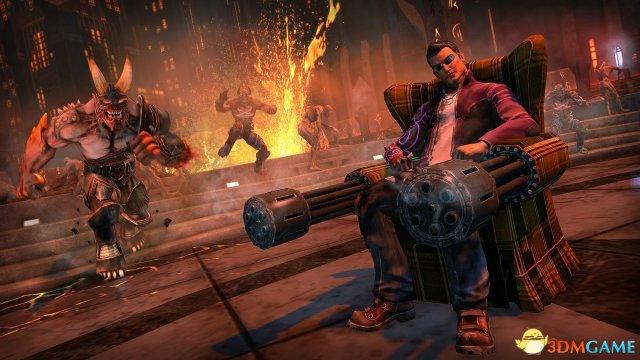 《黑道圣徒4:逃出地狱》偷跑 X360和PS3下载发布