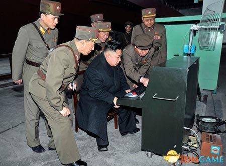 朝鲜和�yf�_报道称美国通过入侵朝鲜电脑系统获知其攻击索尼