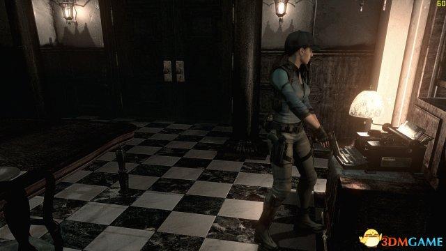 《生化危机HD重制版》是重磅恐怖游戏 吓到你了吗