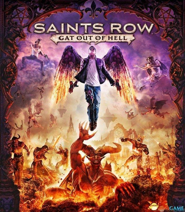 《黑道圣徒:逃出地狱》破解版发布