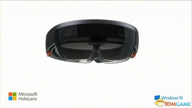 未来已经到来!微软公布全息投影头戴设备Hololens
