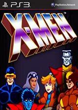 X战警街机版 PSN版