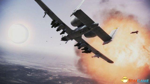 新宣传片展现游戏进级新特色,皇牌空中作战7