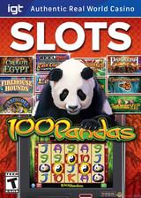 IGT游戏机:100熊猫 英文硬盘版
