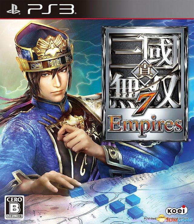 《真三国无双7:帝国》PS3亚洲繁体中文版下载发