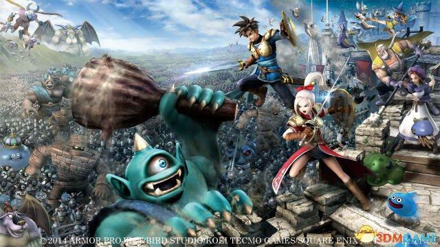 堀井雄二宣布《勇者斗恶龙:英雄》将推出中文版