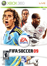 FIFA国际足球大联盟09 GOD版