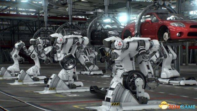 自动化时代 中国工业机器人数量2017年将全球第一