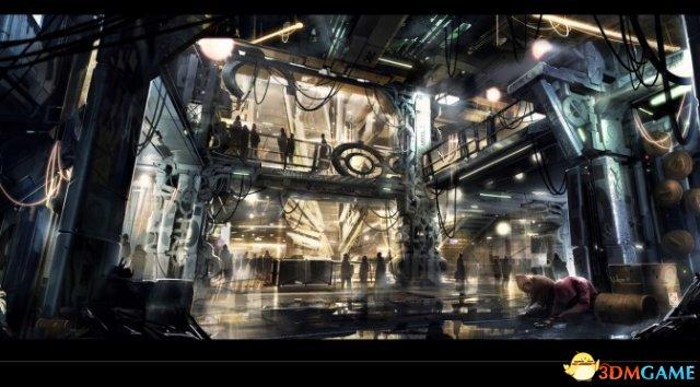 <b>《杀出重围:宇宙》加海飞丝特效 最真实效果碉堡</b>