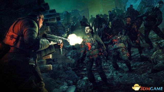 《狙击精英:纳粹僵尸大军3部曲》上一个月尾将