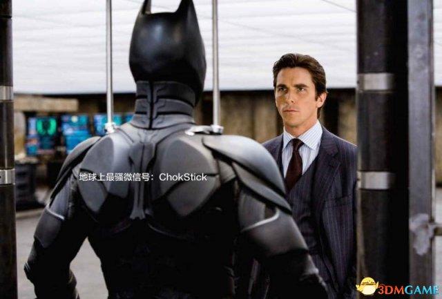 你壕你上啊 想要完全COS蝙蝠侠每年要花费2亿元