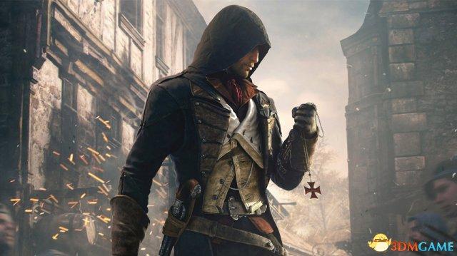 《刺客信�l:大革命》更新后BUG更�乐�NPC在大街小巷莫名出�F