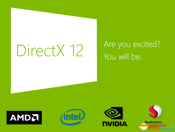 DirectX 12新特性曝光:AMD/NVIDIA显卡多卡混搭
