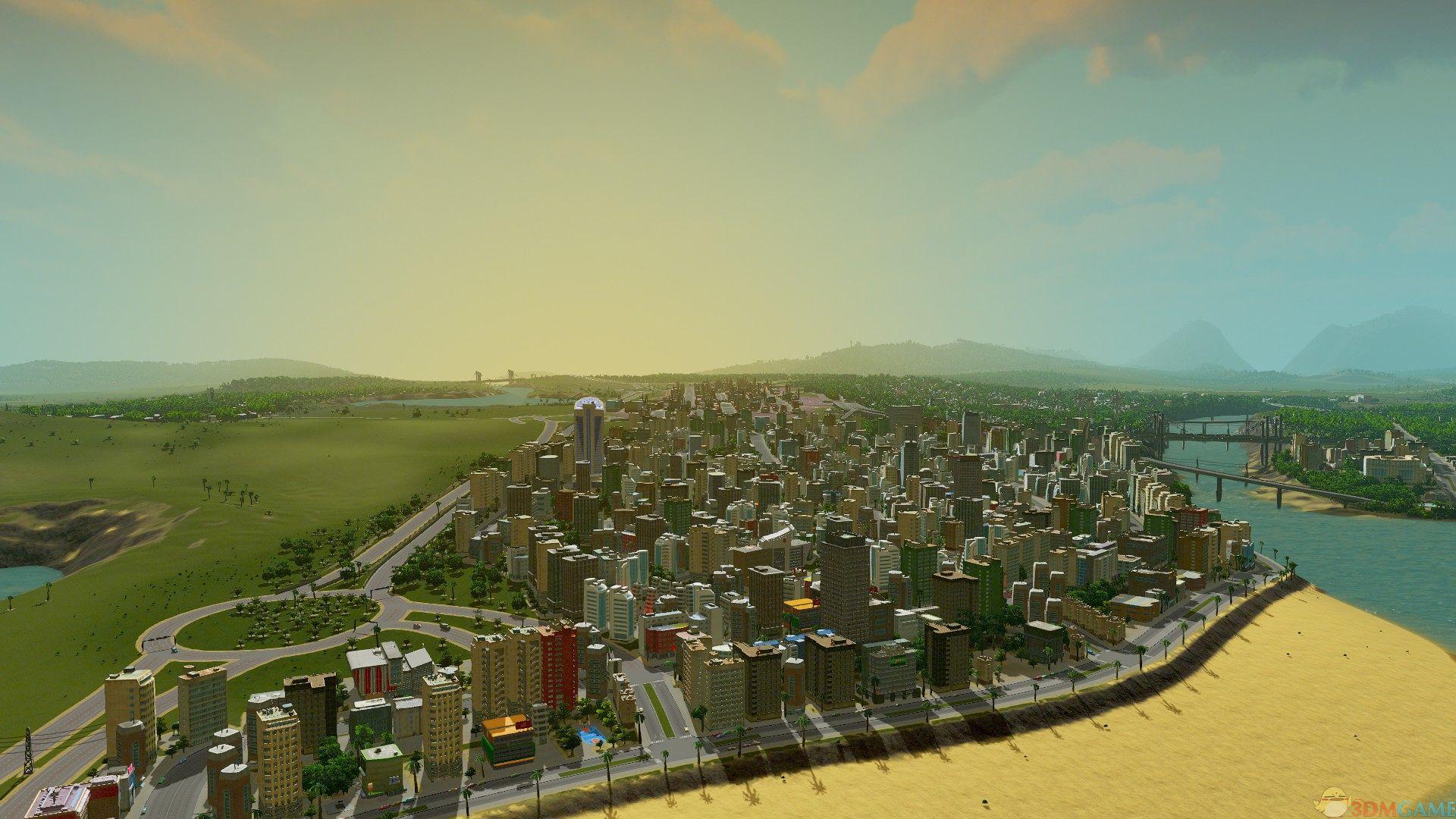 城市:天际线 15号(v1.4.1-f2)升级档+破解补丁[3DM]