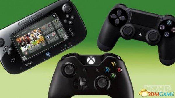 消费需求差异 PS4/XB1/Wii U三大主机卖点各不同