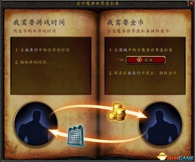 魔兽:德拉诺之王虚拟券系统详解 价格波动及定制