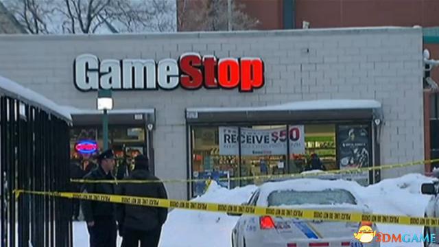 美国GameStop游戏商店发生枪击案 一名警察殉职