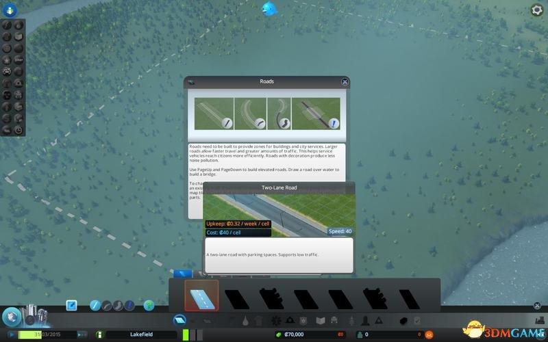 城市:天际线 图文教程攻略 游戏系统全解析