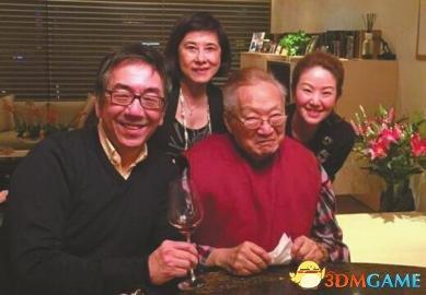 91岁金庸庆生照曝光:身体很好、还将推出新作品