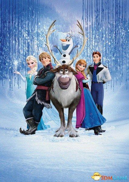 迪士尼正式宣布将拍《冰雪奇缘2》 目标是超越前作