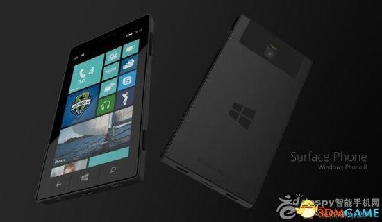 SurfacePhone曝光:太过惊艳 或将搭载Windows 10