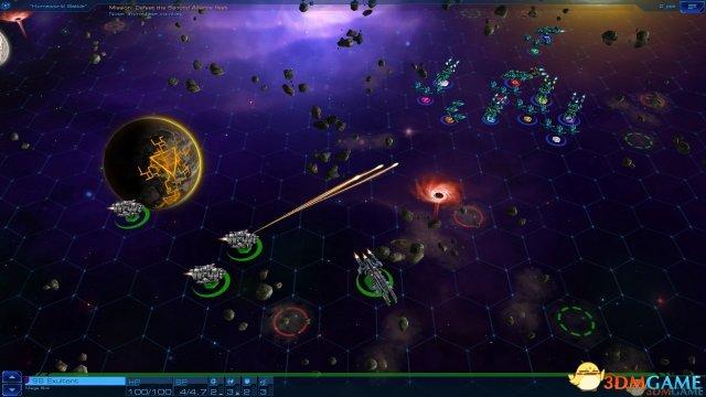 席德梅尔:星际战舰 开局推荐打法心得 开始怎么玩