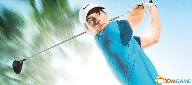<b>罗里麦克罗伊将代替伍兹 《职业高尔夫》系列代言</b>