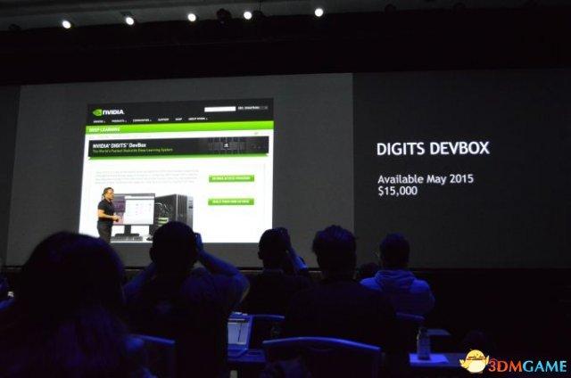 NV推出DevBox整机:四路GTX Titan X、售价9万多