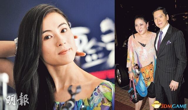 张柏芝发感谢声明认错 向太陈岚斥网友没资格批评