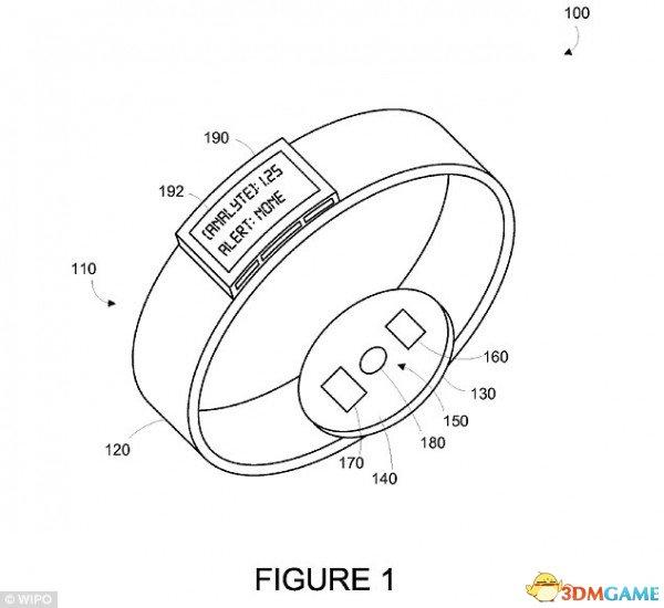 谷歌新智能医疗腕带获专利 脉冲治疗帕金森病和癌症