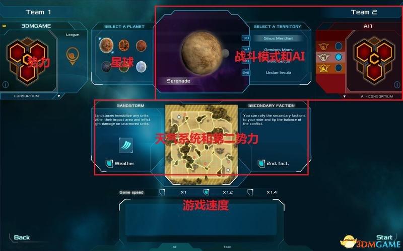 乙金战争 图文教程攻略 游戏系统全解析