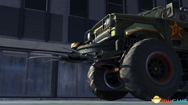《死亡赛车:再生》发售日期公布 上市预告片放出
