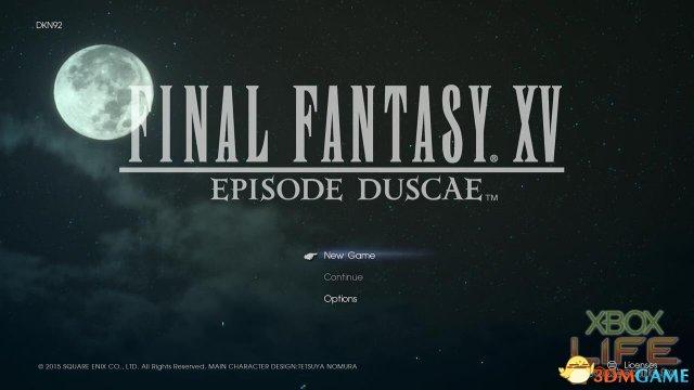近乎十年的等待《最终幻想15》Demo试玩心得总结
