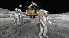月球基地 实况娱乐解说视频 逗比工程师联机实况