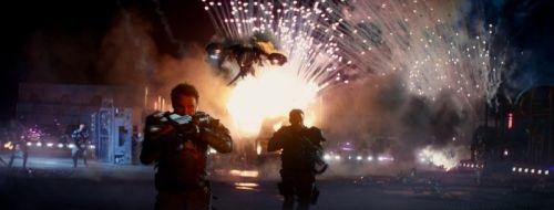 《终结者:创世纪》最新剧照赏 施瓦辛格老当益壮