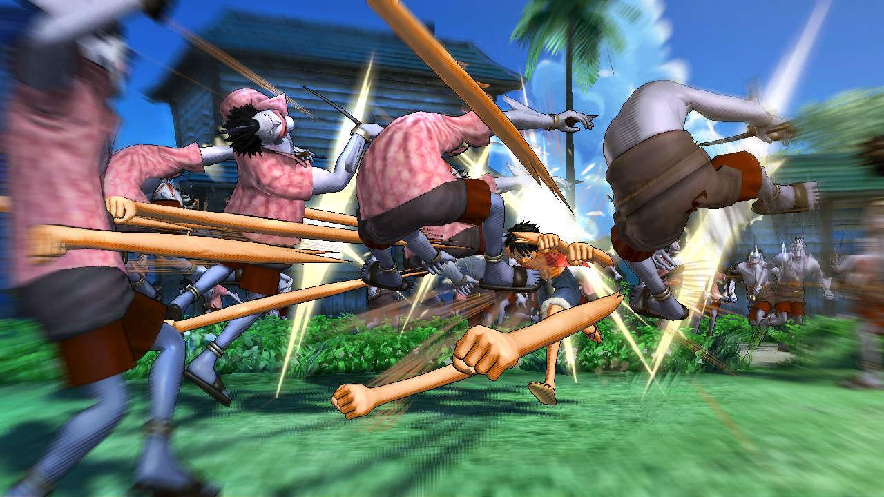 海贼无双3/海贼王无双3/单机.同屏多人 v20160226|集成全DLC/One Piece – Pirate Warriors 3