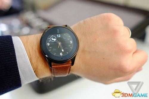 时尚又不失经典 前苹果员工计划推出Olio智能手表