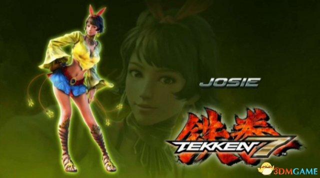 三新角色全新游戏截图曝光,菲律宾少女Josie详情