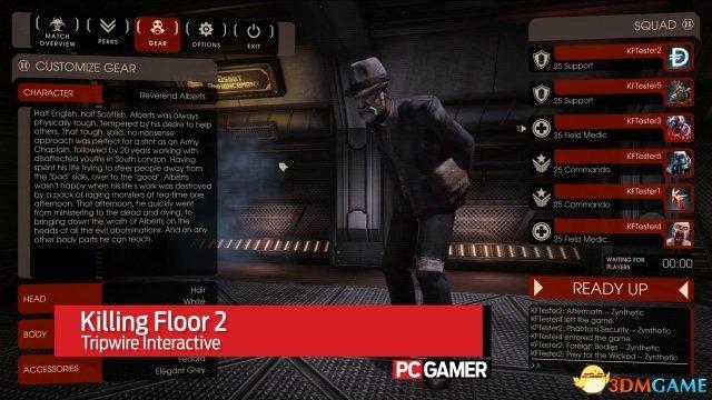 《杀戮间2》上手试玩视频 六基友联机杀僵尸好欢乐