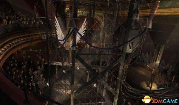 《X战警:天启》新艺术概念图 变种人天使是富二代