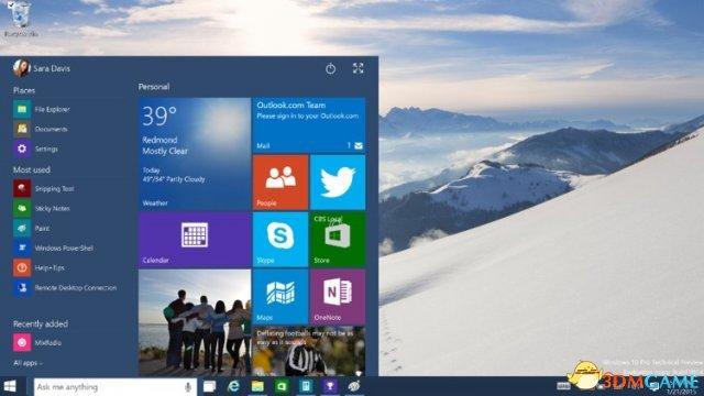 <b>良心之举:Windows 10免费升级或不设时间限制</b>