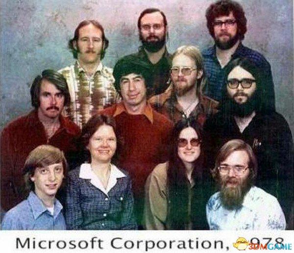 庆微软成立40周年 盖茨致信全体员工提醒不忘初心