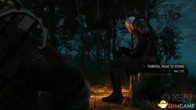 《巫师3:狂猎》PC版最新演示 飙血断肢异常血腥