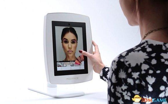"<b>多此一举iPad加App等于售价两千美元的""智能镜子""</b>"