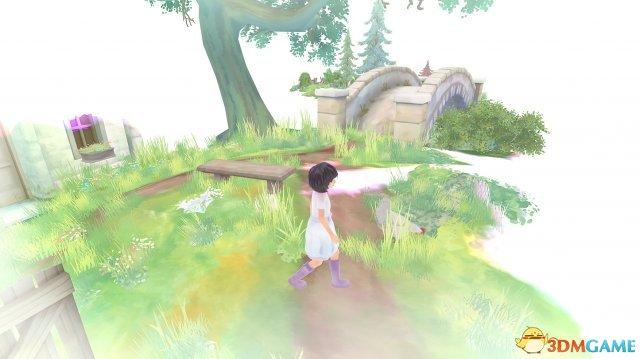 水彩风清新游戏《视觉之上》今年登陆XB1/Steam