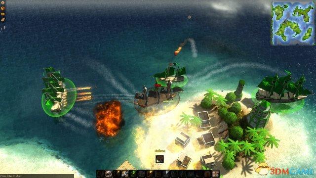 随机生成航海冒险游戏《迎风起航》5月将正式发售