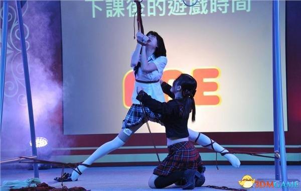 昨日是成人展开展首日,上海成人展未现露骨表演 日本女优樱井步到场助阵