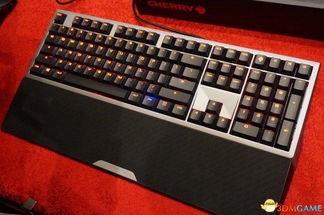 售价1299元!樱桃机械键盘MX-BOARD 6.0首发图赏