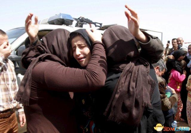 丧尽天良!伊拉克9岁女孩遭IS多名暴徒性侵后怀孕