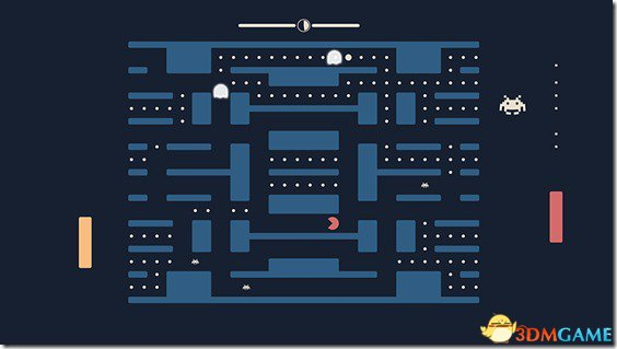 童年记忆大乱斗:融合三大经典游戏的Pacapong登场